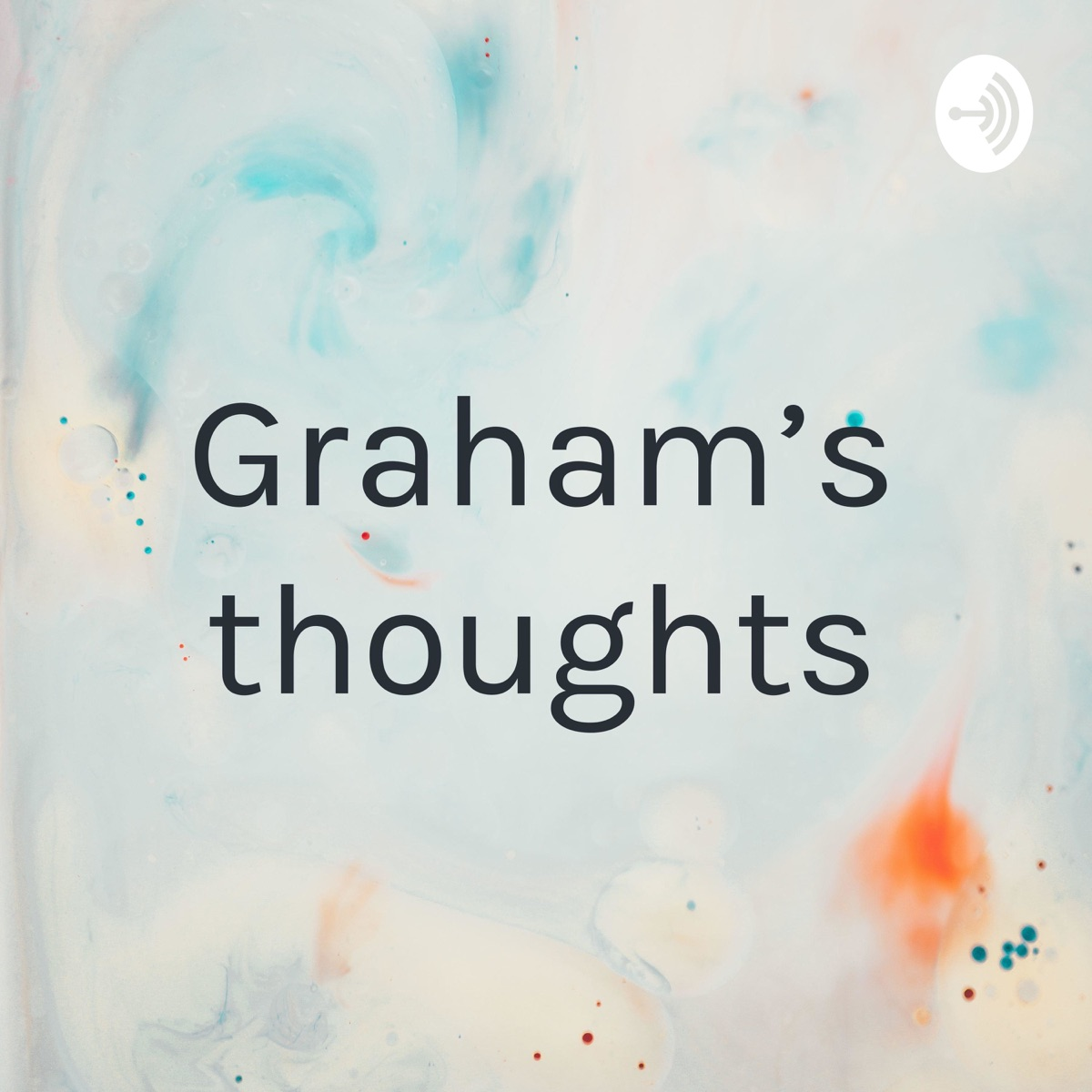 Graham's thoughts