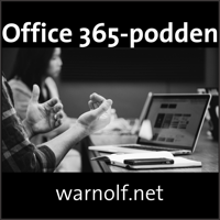 Office 365-podden podcast