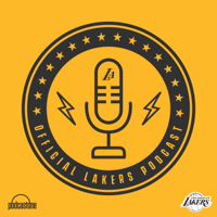Podcast cover art for The Official Lakers Podcast