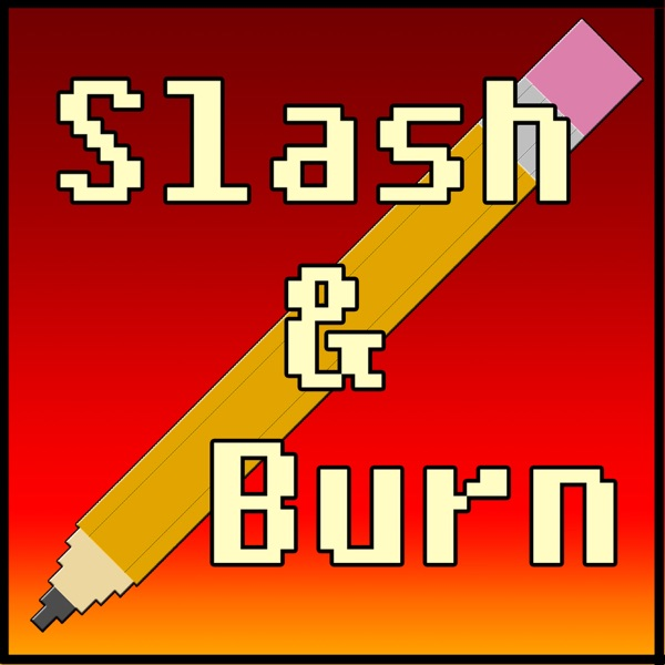 Slash & Burn: A Gross Journey Through Fanfiction
