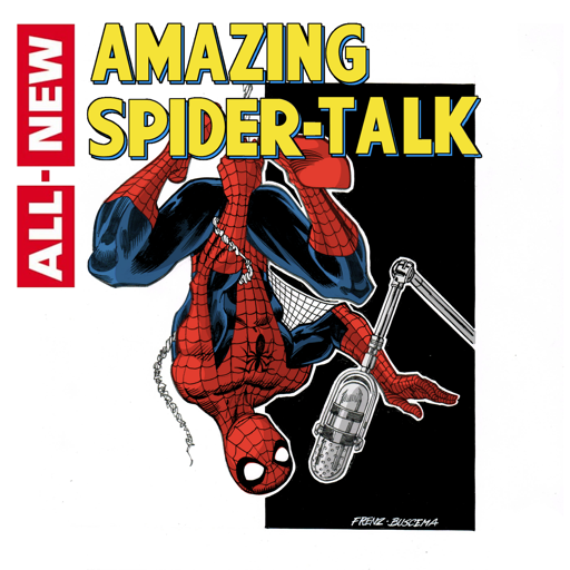 Cover image of Amazing Spider-Talk: A Spider-Man Podcast
