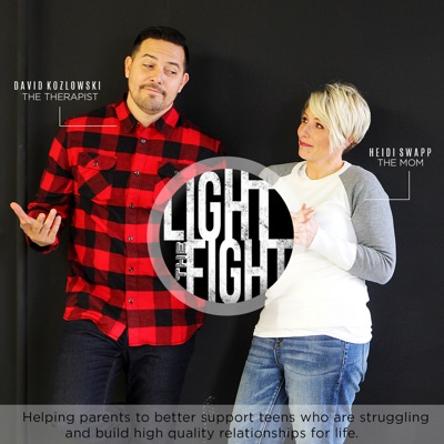 Light The Fight- Parenting Podcast:Elevate Podcasting