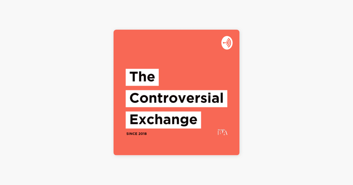 The Controversial Exchange on Apple Podcasts