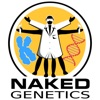 Naked Genetics, from the Naked Scientists artwork