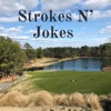 Strokes N' Jokes  artwork