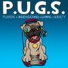 P.U.G.S. (Players Underground Gaming Society) artwork
