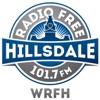WRFH/Radio Free Hillsdale 101.7 FM artwork