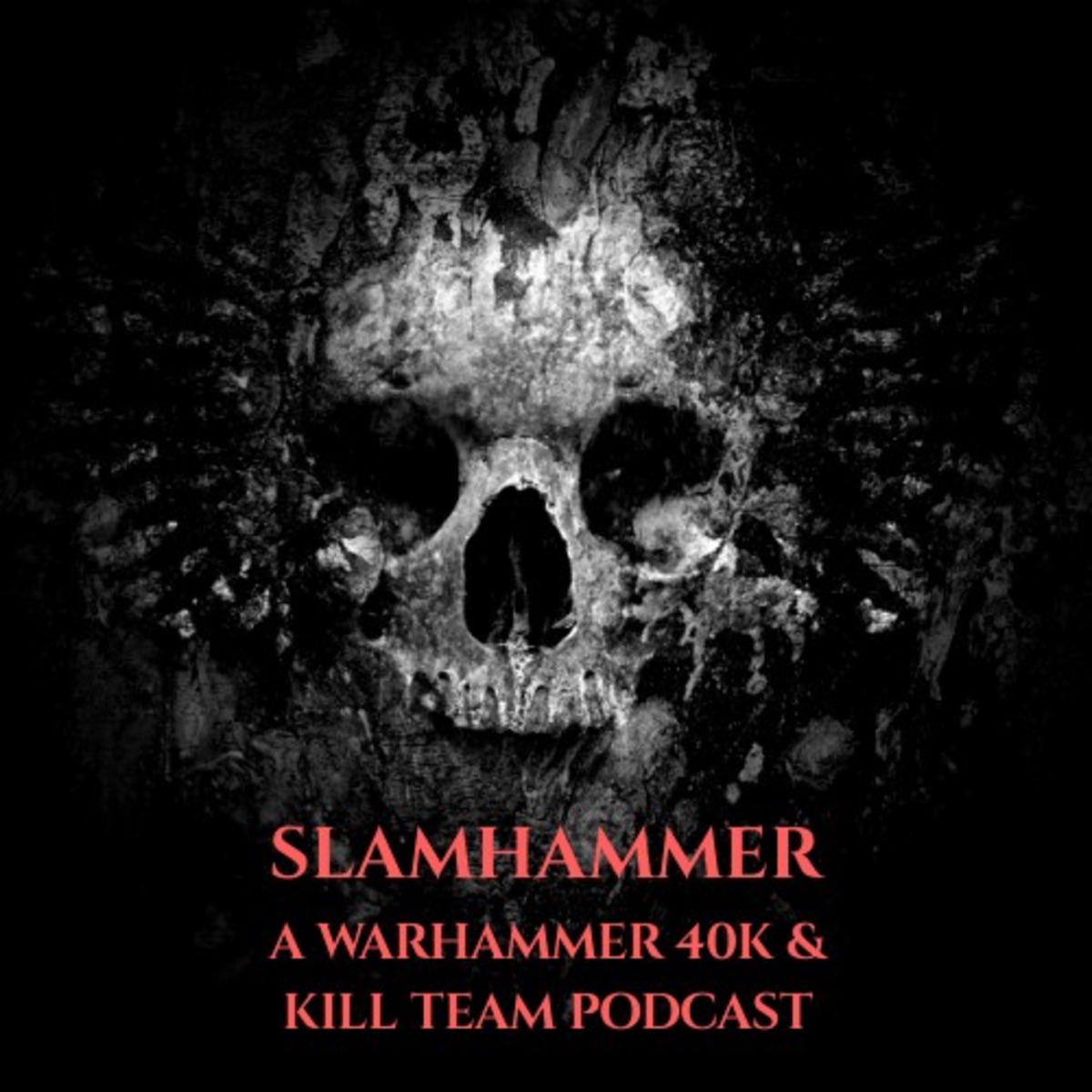 SLAMHAMMER - An Australian Warhammer 40k & Kill Team podcast