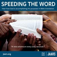 Speeding the Word podcast