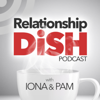 Podcast cover art for Relationship Dish