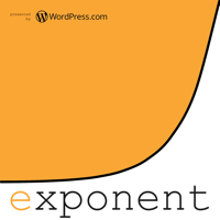 Podcast cover art for Exponent