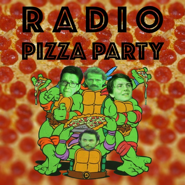 CiTR -- Radio Pizza Party