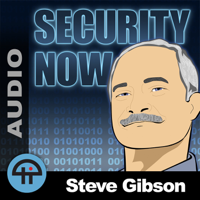 Podcast cover art for Security Now (MP3)
