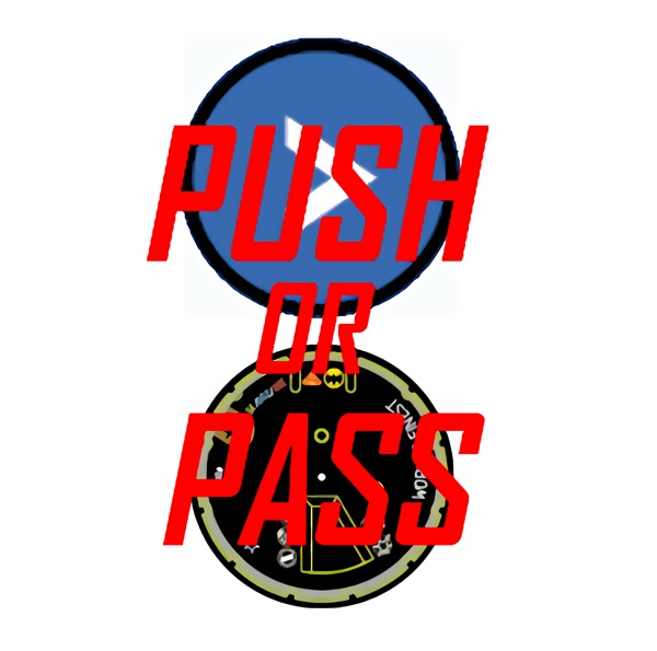 Push or Pass's podcast