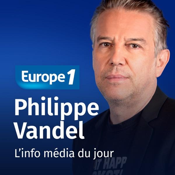 L'info média du jour - Philippe Vandel