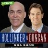 Hollinger & Duncan NBA Show - NBA Basketball Podcast artwork