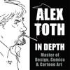 Alex Toth In Depth artwork