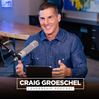 Podcast cover art for Craig Groeschel Leadership Podcast