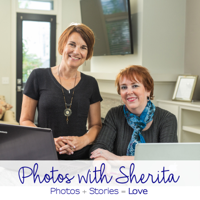 Photos with Sherita Podcast | Photos + Stories = Love podcast
