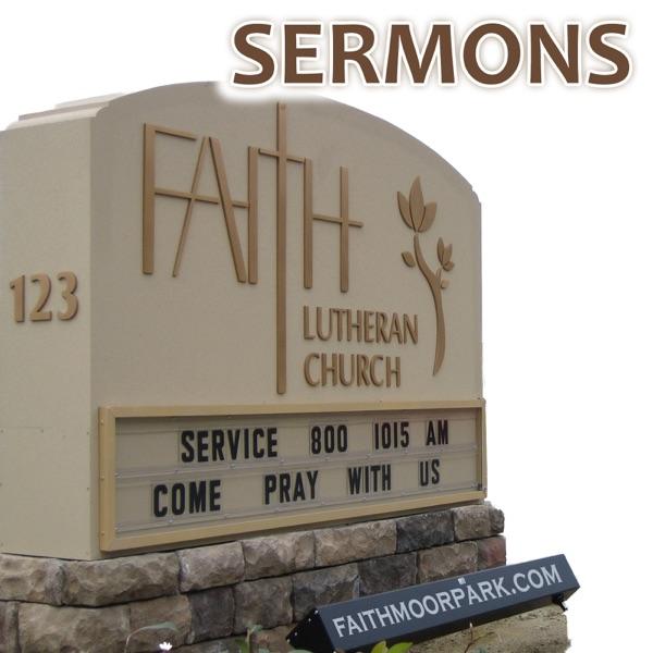 Faith Lutheran Church Sermons