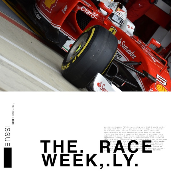 THE RACE WEEKLY 4K29