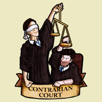 Contrarian Court podcast