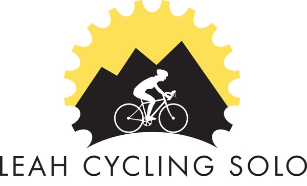 Leah Cycling Solo Podcast