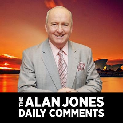 Alan Jones Daily Comments:Radio 2GB