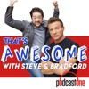 That's Awesome with Steve Burton & Bradford Anderson artwork
