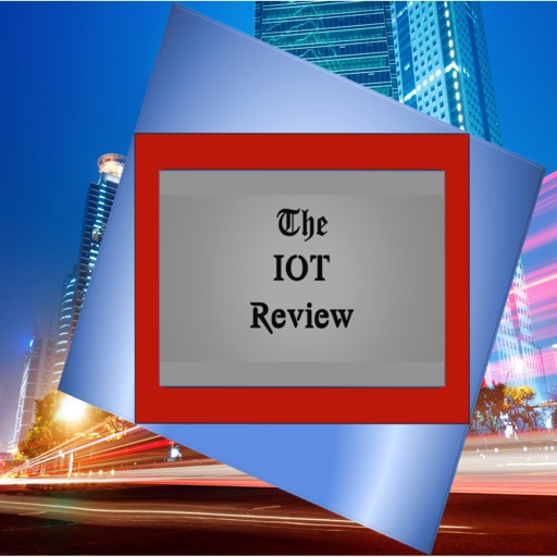 Cover image of The IOT Review