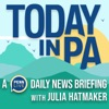 Today in PA | A PennLive daily news briefing with Julia Hatmaker artwork