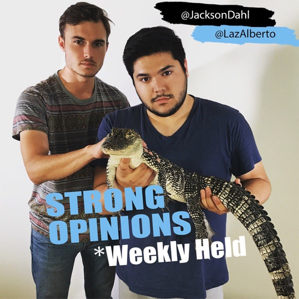 Strong Opinions Weekly Held