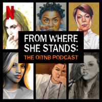 Podcast cover art for From Where She Stands: The OINTB Podcast