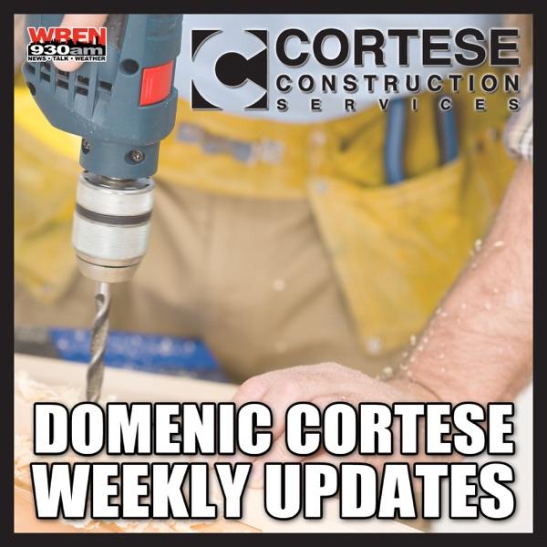 Dominic Cortese WEEKLY UPDATES