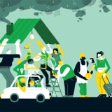 כלכלת השיתוף האמיתית - קואופרטיבים כתחליף לכלכלה ה
