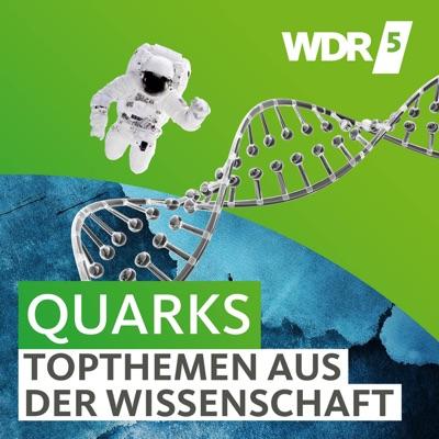 WDR 5 Quarks - Topthemen aus der Wissenschaft:Westdeutscher Rundfunk