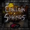 Cerulean Springs Nights - The Menagerie artwork