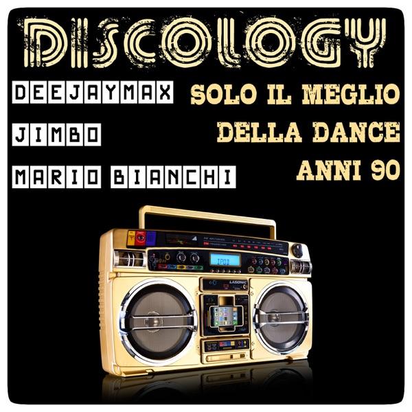 Discology Il podcast dedicato alla dance anni 90