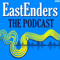 Podcast cover art for EastEnders: The Podcast