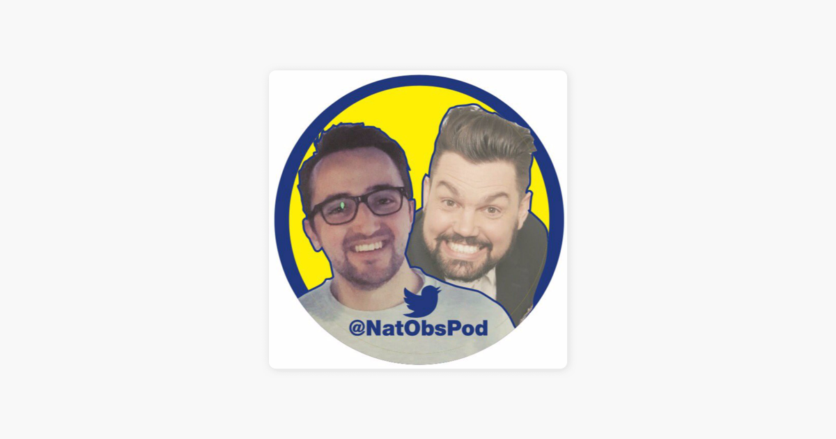 The National Obsession On Apple Podcasts
