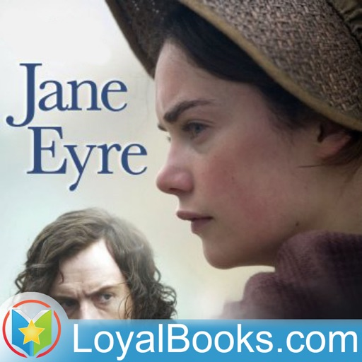 Cover image of Jane Eyre by Charlotte Brontë