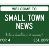 Small Town News artwork