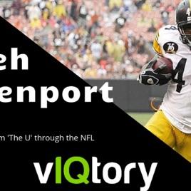 vIQtory Podcast: Najeh Davenport on The U Reloaded, Overcoming