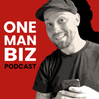 Podcast cover art for One-man Business