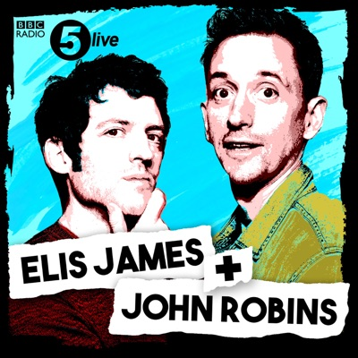 Elis James and John Robins:BBC Radio 5 live