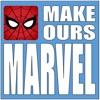 Make Ours Marvel artwork