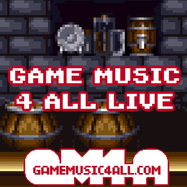 Game Music 4 All Live