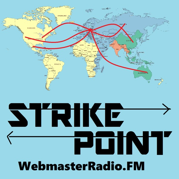 Strike Point on WebmasterRadio.fm