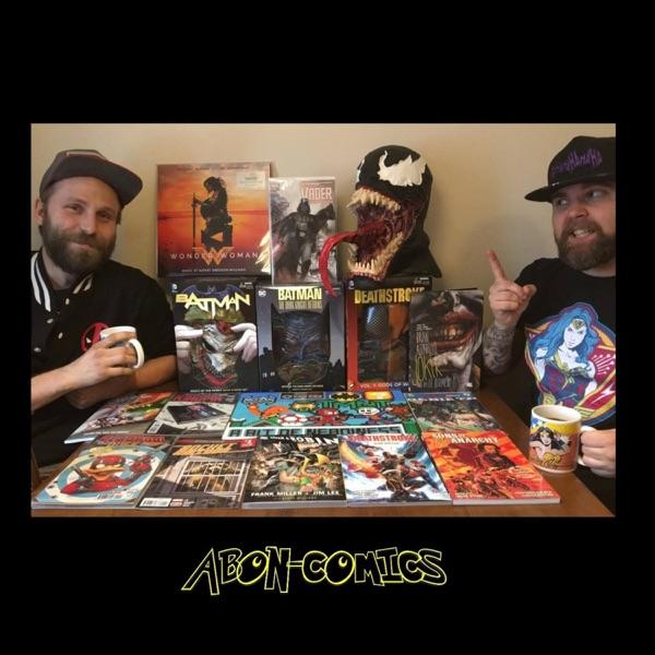 ABoN-Comics' Podcast