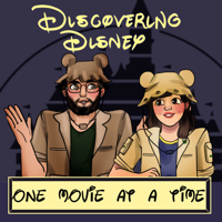 Discovering Disney: One Movie at a Time podcast